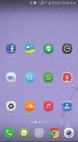 Launcher Theme for Nokia 8 Screen