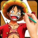 Draw One Piece Tips