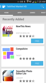Tablified Market - Tablet Apps screenshot 5