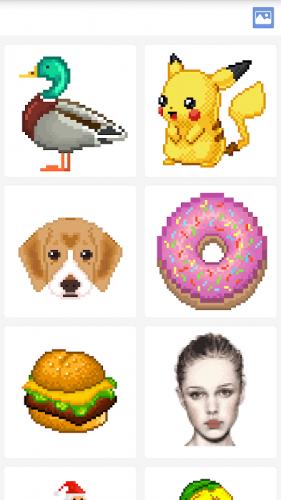 Pixel Art Sayilarla Boyama Piksel Boyama 2 5 Android Apk Sini