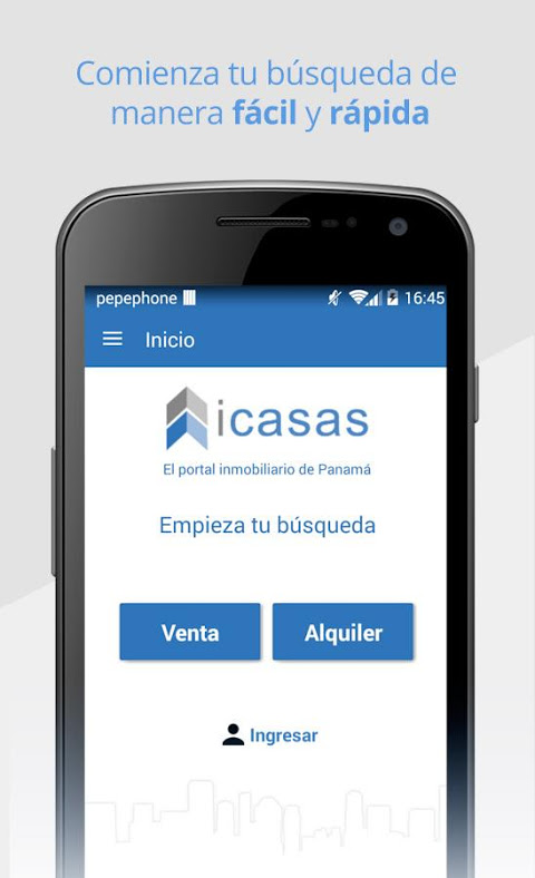 iCasas Panama - Real Estate screenshot 1