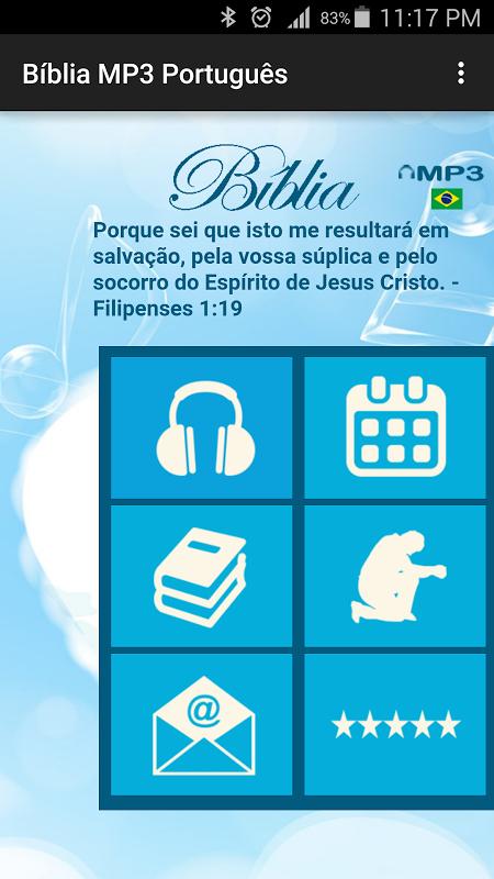 Ang dating biblia mp3 portugues