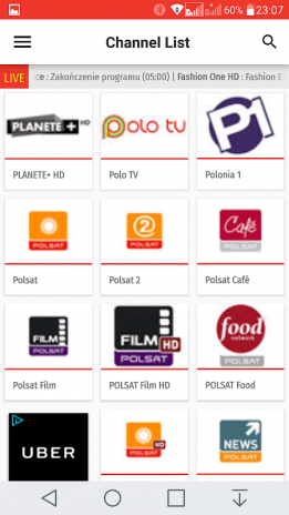 Poland Free Tv Electronic Program Guide 2 5 Laden Sie Apk Fur