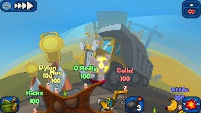 worms 2 armageddon screenshot 2