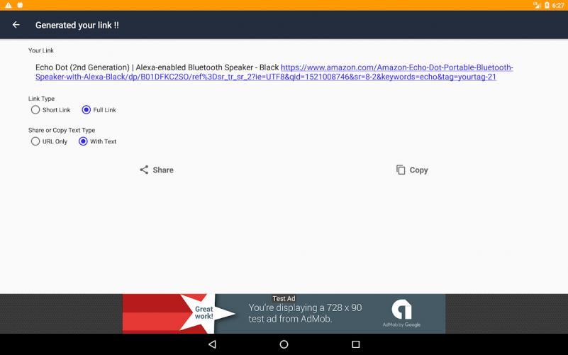 Affizon Generator screenshot 7