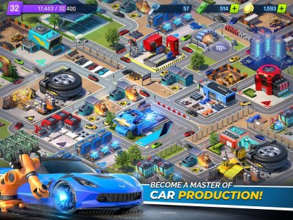 Overdrive City screenshot 5