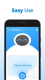 VPN Robot -Free Unlimited VPN Proxy &WiFi Security screenshot 2