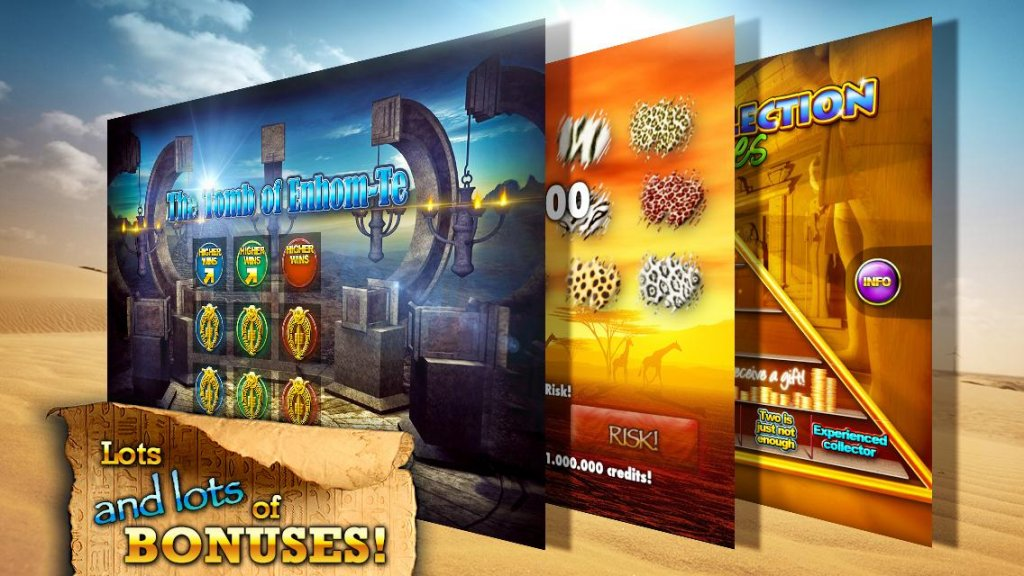slots pharaohs way android free download