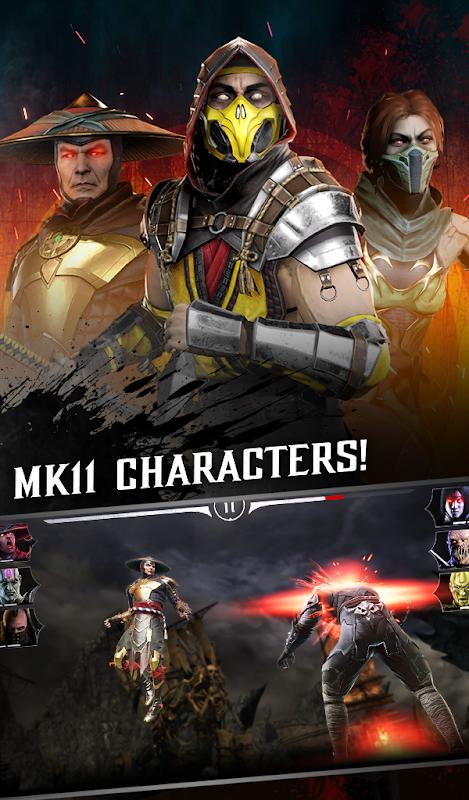 Mortal Kombat X screenshot 1