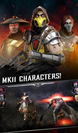 Mortal Kombat X 2 1 2 Download APK for Android - Aptoide