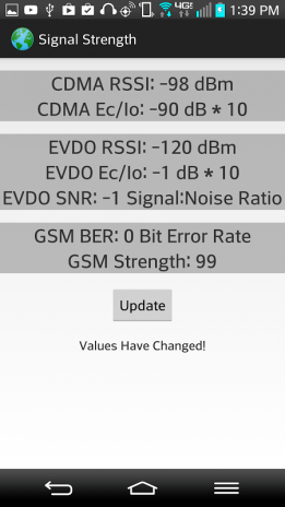 Signal Strength 1 1 Download APK for Android - Aptoide