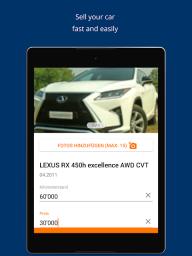 AutoScout24 Switzerland – Find your new car screenshot 11