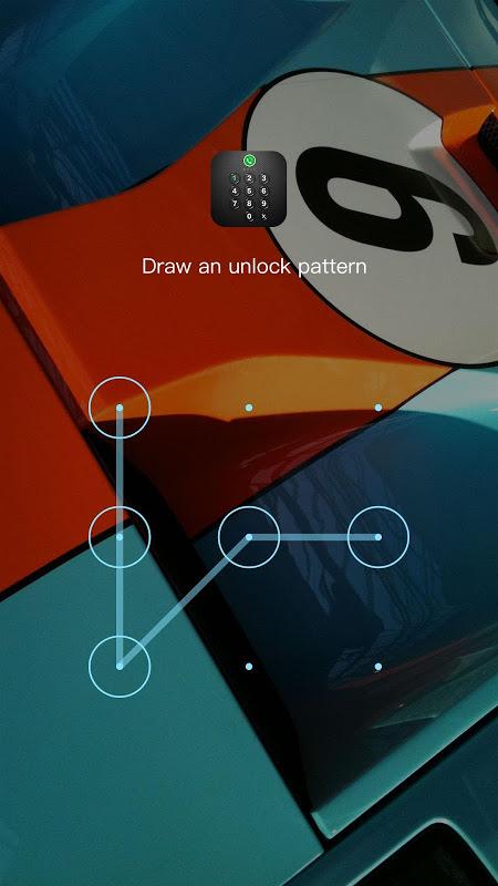AppLock - Car screenshot 2