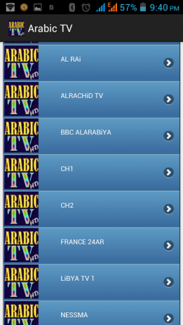 Arabic TV 1 0 Download APK for Android - Aptoide