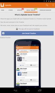 Aptoide screenshot 3