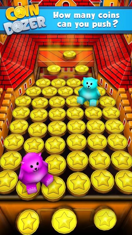 Coin Dozer - Free Prizes screenshot 1