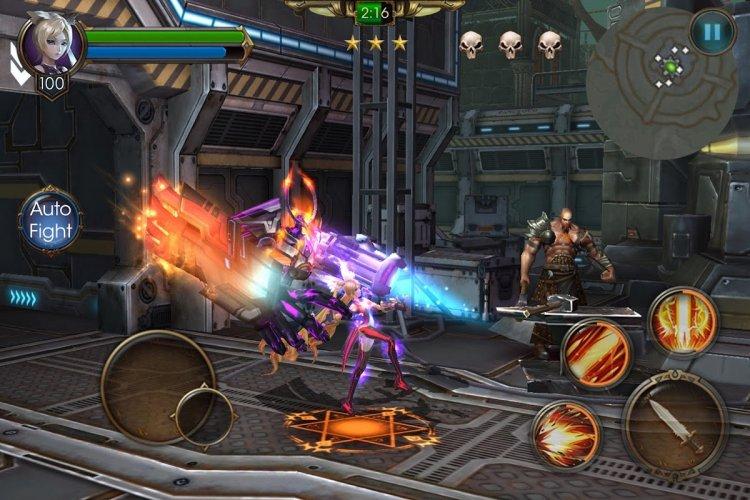 Legacy of Discord-FuriousWings screenshot 5