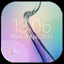 Lock Screen Galaxy S6 Edge App