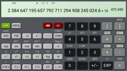hiper calc pro screenshot 7