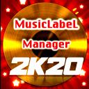 Music label manager 2K20