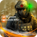 FPS Shooter Games : Commando Killer - The Ghosts