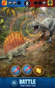 Jurassic World™ Alive screenshot 4