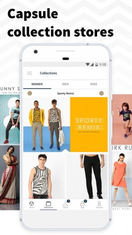 AJIO Online Shopping App 4 5 Download APK for Android - Aptoide