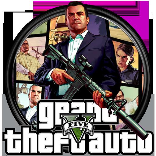 Grand Theft Aut-o: San Andreas Icon