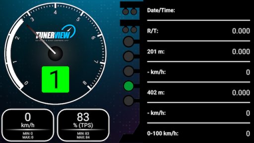 TunerView for Android screenshot 8