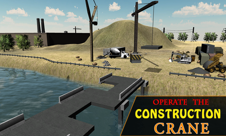 Bridge construction simulator 1 0 3 Download APK for Android