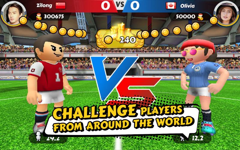Perfect Kick 2 - Online football game screenshot 5