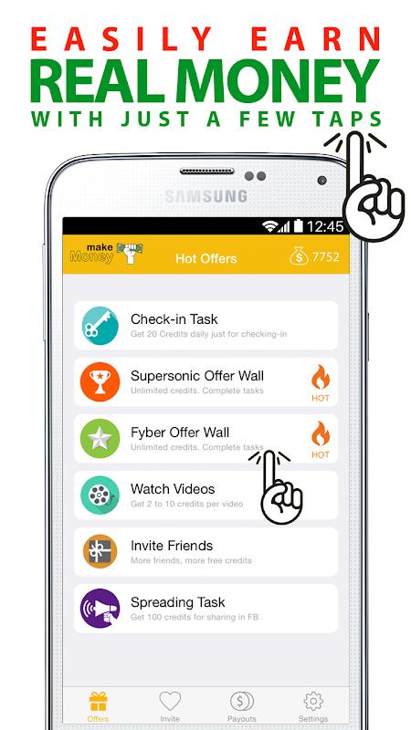 Make Money – Free Cash App screenshot 1