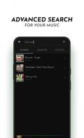 PowerAudio Pro Music Player Screen