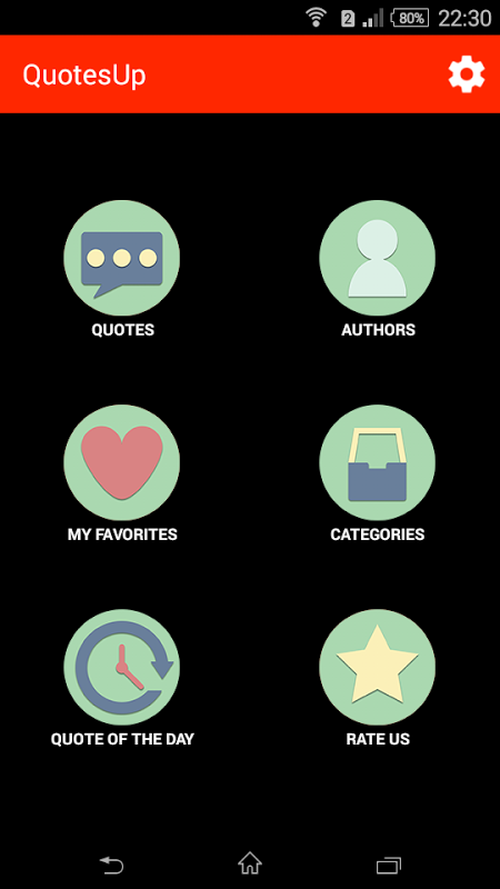 quotesup apk for android aptoide