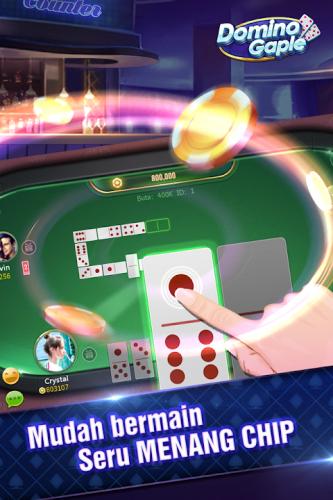 Domino Gaple Topfun Domino Qiuqiu Free Dan Online 2 0 1 Baixar Apk Para Android Aptoide