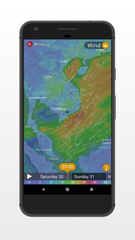Today Weather - Forecast, Radar & Severe Alert screenshot 7
