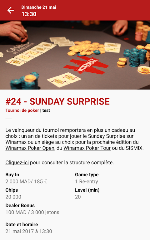 winamax poker 01net