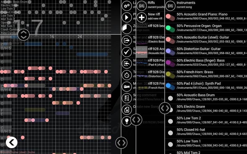 Music Riff Studio II screenshot 2