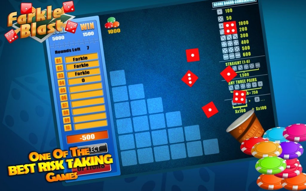 play online games free farkle