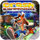 N'sane Crash Bandicoot Jungle run World 2