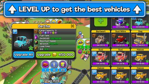 Transit King Tycoon  – Transport Empire Builder screenshot 3