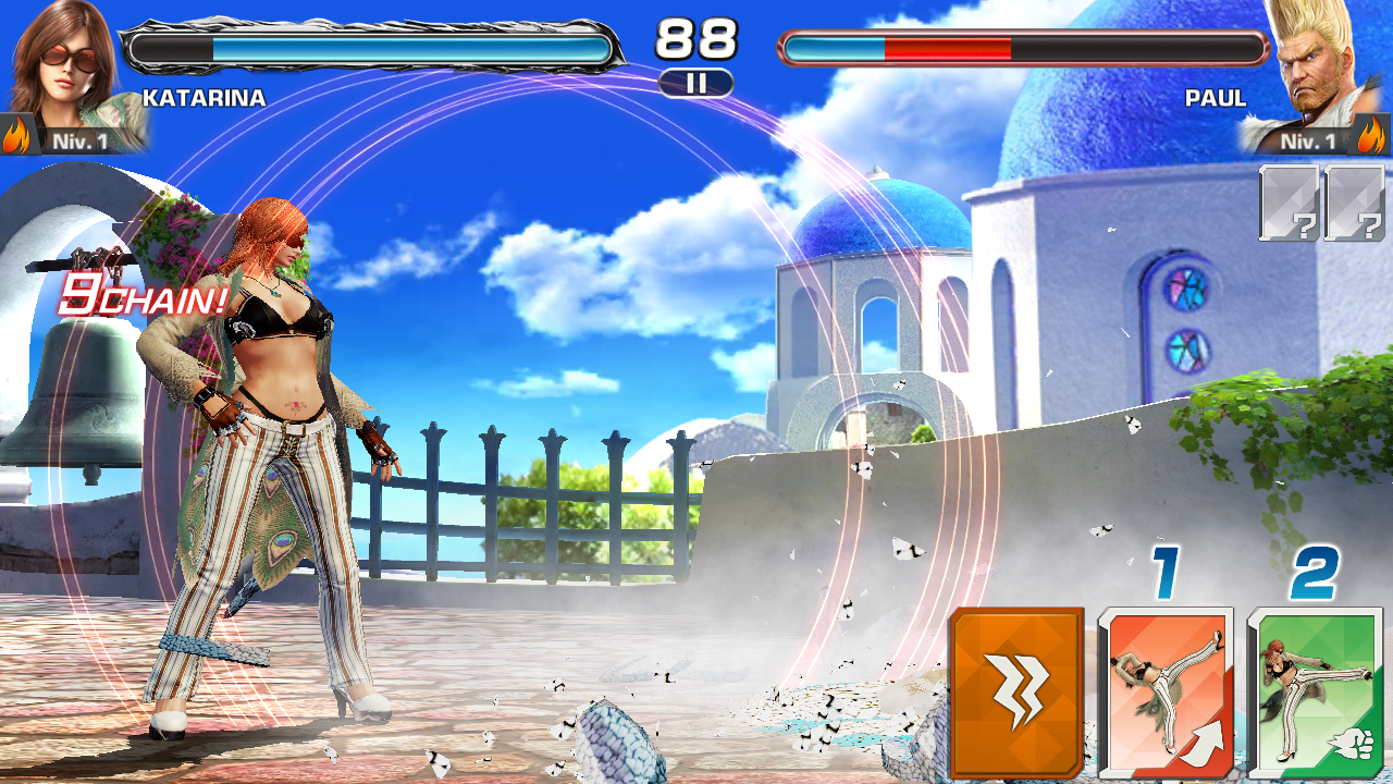 PS Tekken 3 Mobile Fight Game Tips screenshot 1