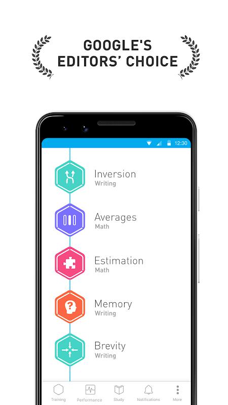 Elevate - Brain Training Games screenshot 2