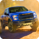 Mega Ramp Pickup Truck Simulator Impossible Stunts Icon