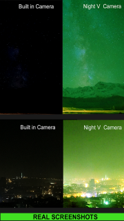 Night Camera (Photo & Video) screenshot 2