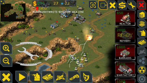 RedSun RTS: Strategy PvP screenshot 13