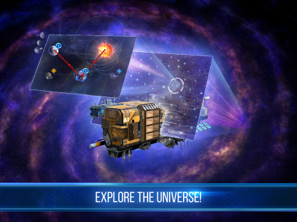 Stellar Age: MMO Strategy screenshot 1