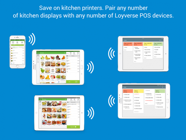 Loyverse KDS - Kitchen Display (Ordering System) 1.02 Download APK ...
