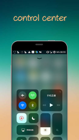 iLauncher X ios12 theme for iphone 3 4 13 Download APK for