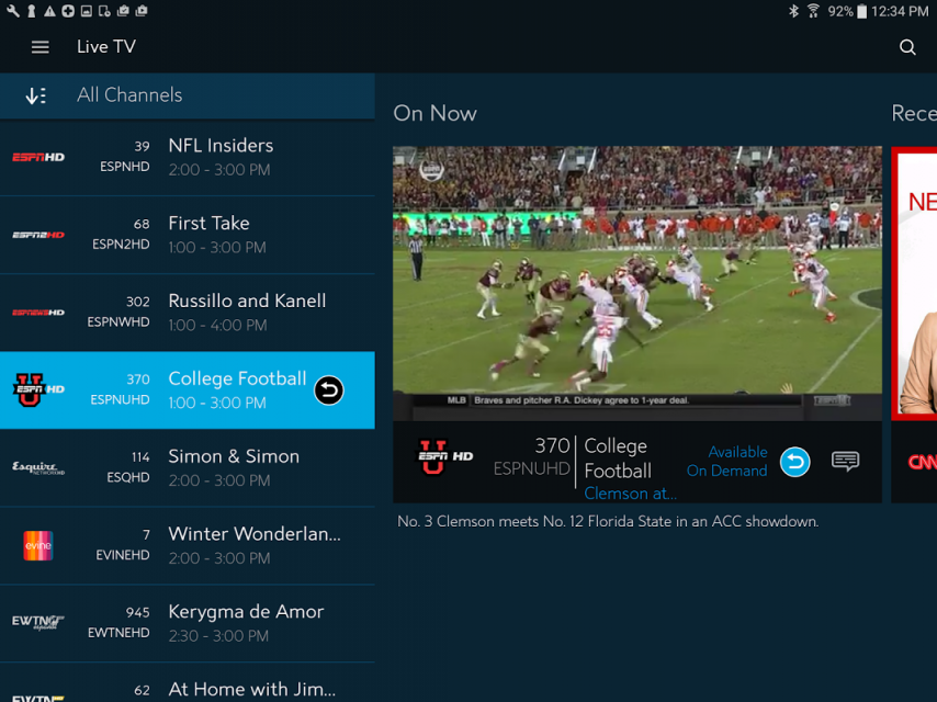 Spectrum Tv Download Apk For Android Aptoide